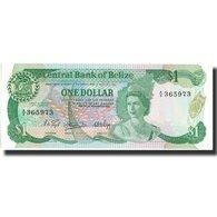 Billet, Belize, 1 Dollar, 1983, 1983-11-01, KM:46a, NEUF - Belize