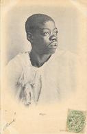 Afrique - Négro (portrait D'un Nègre) - Carte ND Phot Dos Simple N° 91 - Afrique