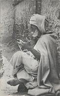 Afrique (Algérie) - Kabyle Fabricant De Burnous - Carte A.D.I.A. Non Circulée N° 8021 - Hommes