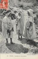 Algérie - M'Zab, Yaouleds En Conversation -Collection Idéale P.S. - Carte N° 222 - Kinderen