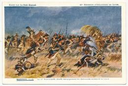 """CPA - 43eme Régiment D'Infanterie De Ligne - MARENGO 1800 - Edition """"Le Petit Journal - Régiments"""