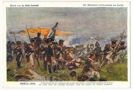 """CPA - 84eme Régiment D'Infanterie De Ligne - GROETZ 1809 - Edition """"Le Petit Journal"""" - Régiments"""