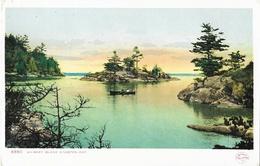 Canada - Whiskey Island, Kingston, Ontario - Detroit Co. Publishing - Carte Non Circulée - Kingston