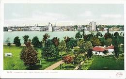 Canada - Kingston, Ontario From Royal Military College - Detroit Co. Publishing - Carte Non Circulée - Kingston