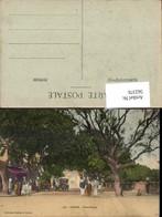 562376,Africa Senegal Dakar Dacar Place Protet - Ansichtskarten