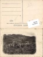 562385,Africa Madagascar Madagaskar Foret De L`Est Gräber Grab Friedhof Tod - Ohne Zuordnung