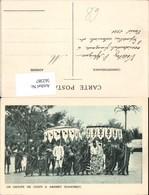 562387,Africa Benin Dahomey Groupe De Chefs A Abomey Natives Indigenes Types - Ohne Zuordnung