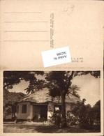 562388,Africa Benin Dahomey Kandi Haus - Ansichtskarten