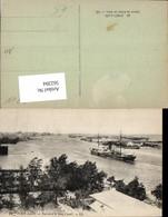 562394,Africa Egypt Port Said Suez Canal Hochseeschiff Schiff - Ägypten