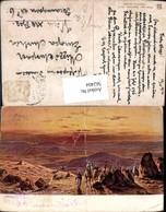 562404,Africa F. Perlberg Jordania Wüste Sahara Karawane Kamele Mittelmeer Serie 8 - Ohne Zuordnung