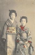 Japon - Japonaises - Japanese Ladies - Carte Colorisée - Asie