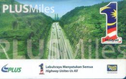 Malaysia , Plus Miles  (1pcs) - Malaysia