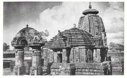 Mukteswar Temple - Orissa State Museum, Bhubaneswar - Carte Non Circulée - India