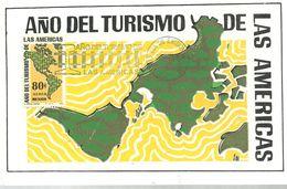 MAXIMA  1972  MEXIC  AÑO TURISMO - Other