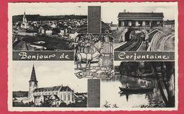 Cerfontaine - Bonjour De ...- Carte 4 Vues  - 1963 ( Voir Verso ) - Cerfontaine