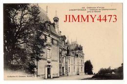 CPA - Château De Champtoceaux Pris à L'Ouest - CHAMPTOCEAUX 49 Maine Et Loire - N° 106 - Coll. F. Chapeau - Champtoceaux