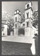 Kotor - Katedrala Sv. Tripuna - Montenegro