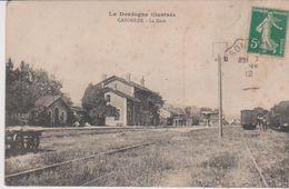 CAZOULES  La Gare - Andere Gemeenten