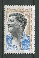 TAAF 2005 N° 406 ** Neuf MNH Superbe Cote 2 € Roger Barberot Portrait - Terres Australes Et Antarctiques Françaises (TAAF)