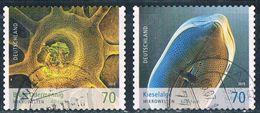 2016  Mikrowelten  (selbstklebend) - [7] République Fédérale