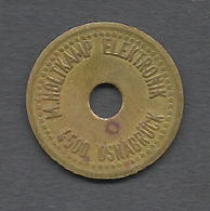Germany, 4500 Osnabruck, M. Holtkamp Elektronik. - Professionali/Di Società