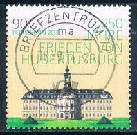 2013  250 Jahre Frieden Von Hubertusburg - [7] Federal Republic