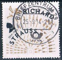 2014  150. Geburtstag Von Richard Strauss - [7] Federal Republic