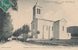 26 //  LA TOUCHE    L'église - Altri Comuni