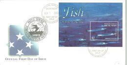 FDC 2004 - Micronésie