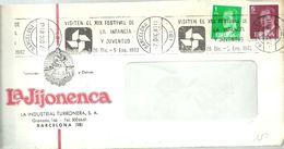 POSTMARKET ESPAÑA  1981 - Molinos