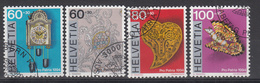 ZWITSERLAND - Michel - 1994 - Nr 1527/30 - Gest/Obl/Us - Pro Patria