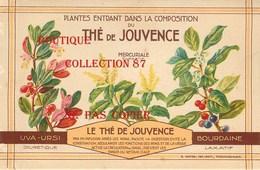 ☺♥♥ UVA URSI - MERCURIALE - BOURDAINE < THE De JOUVENCE - PLANTES MEDICINALES - PLANTE INFUSION MEDICINALE - Plantes Médicinales