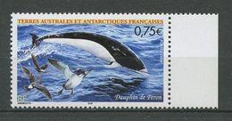 TAAF 2004 N° 385 ** Neuf MNH Superbe Cote 3 € Oiseaux Birds Poissons Dauphin Fishes Faune Fauna Animaux - Franse Zuidelijke En Antarctische Gebieden (TAAF)