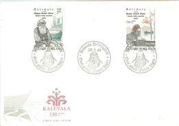 FDC 1985 - Finlandia