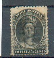 D165 - Nouveau Brunswick - YT 10 B ° Obli - - Used Stamps