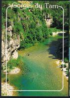 CPA 48 Lozère - Les Gorges Du Tarn - Gorges Du Tarn