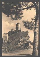 Repubblica Di S. Marino - La Rocca - Ed. B. M. A. - Fototipia Berretta, Terni - Saint-Marin