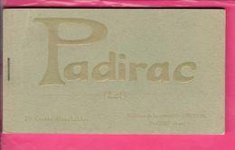 Album 20 Cpa  Carte Postale Ancienne  - Padirac - Padirac