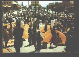 Asmara - Corn Market - Mercato Delle Granaglie - Animation - Ethiopie