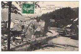 63... LA  BOURBOULE   VUE  D' ENSEMBLE   1908 - La Bourboule