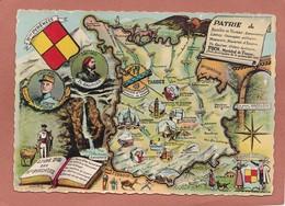 HTES PYRENEES - Cartes Géographiques
