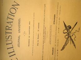 L'ILLUSTRATION N° 3022 Du 26 JANVIER 1901 - Journaux - Quotidiens
