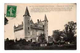 33 - SAINT-GERMAIN DU PUCH . CHÂTEAU DU GRAND PUCH - Réf. N°8631 - - Autres Communes