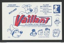 Buvard - VAILLANT Le Journal Le Plus Captivant - Blotters