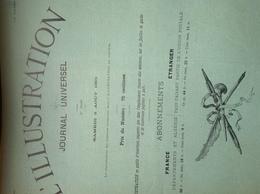 L'ILLUSTRATION N° 3049 Du 3 AOUT 1901 - Journaux - Quotidiens