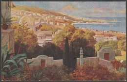 Algerian Views - Algiers, Algeria, C.1905-10 - Hildesheimer Postcard - Algiers
