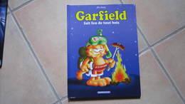 GARFIELD T16 Garfield Fait Feu De Tout Bois   JIM DAVIS - Garfield