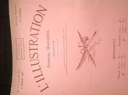 L'ILLUSTRATION N° 3230 Du 21 JANVIER 1905 - Giornali