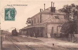 72 - SARTHE / Vivoin - 722071 - Gare - Beau Cliché - Autres Communes