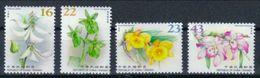 Taiwan 'Heimische Orchideen III' / Taiwan 'Wild Orchids Of Taiwan P.3' **/MNH 2018 - Orchidées